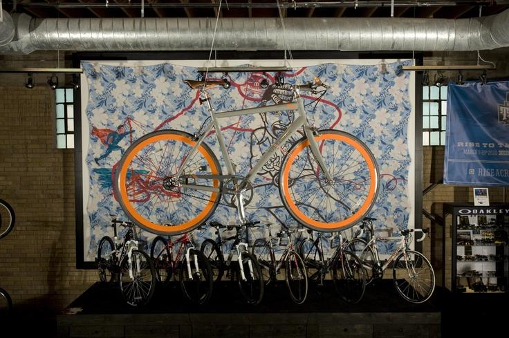 Mellow Johnnys bike shop