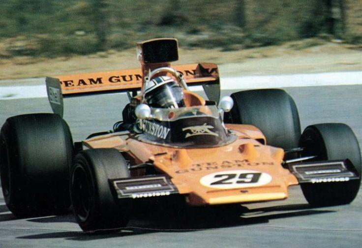 Lotus 72E - Ford (Team Gunston) Ian Scheckter