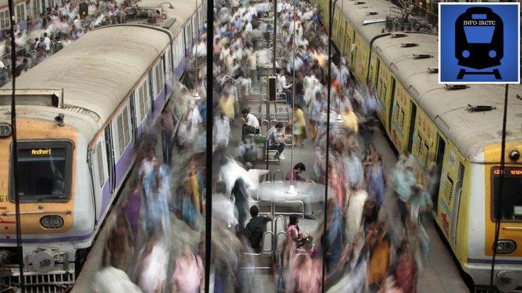 WOW Relief for Railyatri in Mumbai - Travel in Mumbai  #Mumbai #TravelMumbai  #mumbaikar #maharashtra #mumbairailusers #indianrailways #irctc