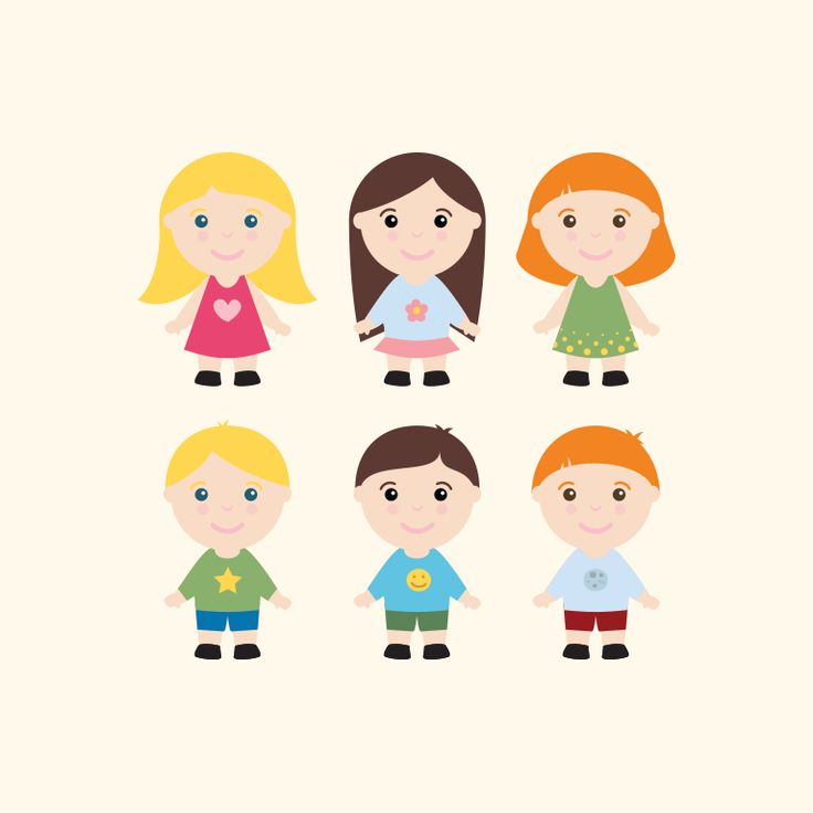 """Check out my @Behance project: """"Flat Designed Illustrations of Children"""" https://www.behance.net/gallery/48315213/Flat-Designed-Illustrations-of-Children"""