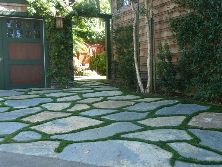 266 best Artificial Turf & Lawnless Yards images on ... on Turf Patio Ideas id=86809