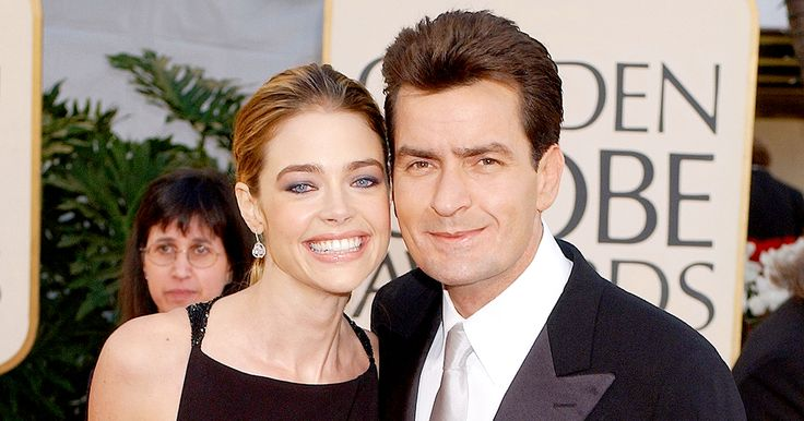 """Denise Richards say her ex-husband, Charlie Sheen, """"was a very different person"""" when they got married — more here"""