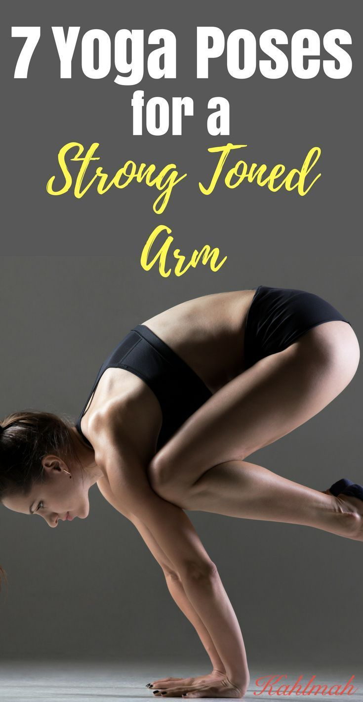 21++ Yoga exercises for toning arms trends