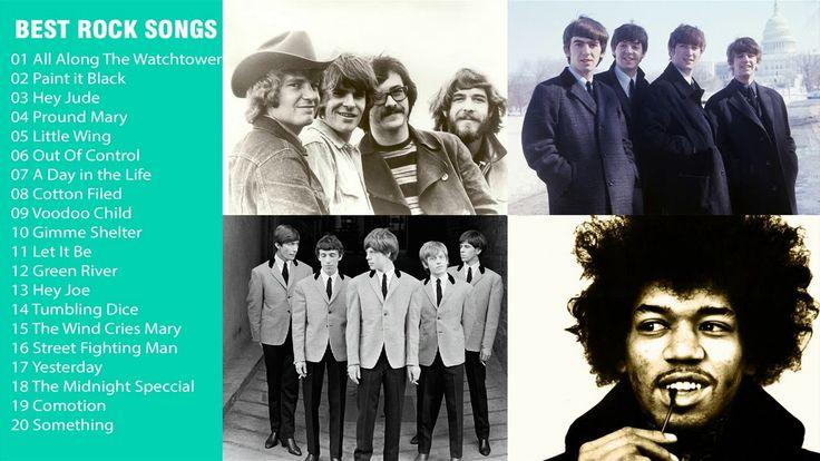 Dire Straits,CCR ,Led Zeppelin,The Beatles,Jimmi Hendrix :Greatest Hits ...
