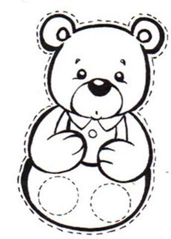 Crafts paper on children's fingers (1)