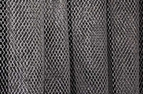 Fishnet (Black/Silver)