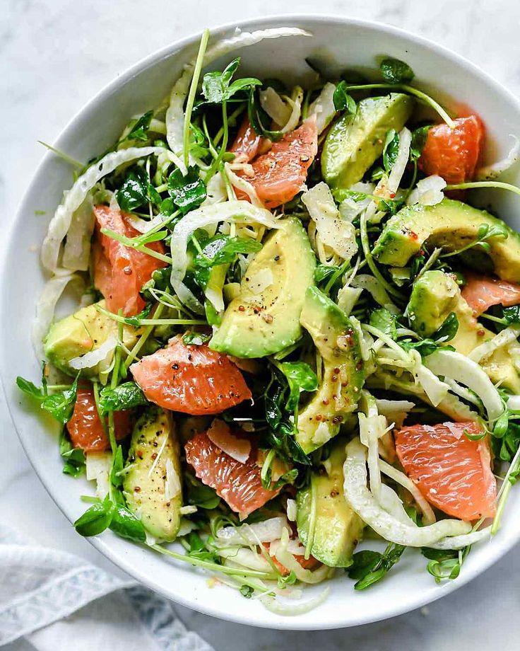 описаниях сайтах фенхель салат рецепты с фото приготовленное такими способами