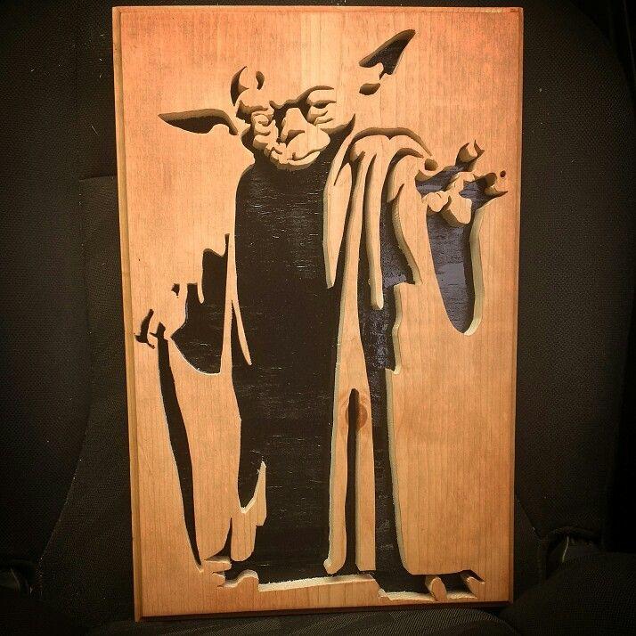 ... wars woodworking woodworking hunny woodworking scroll forward yoda