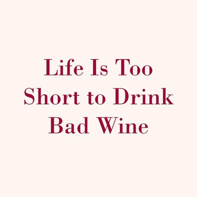 Wine quote, Instagram post
