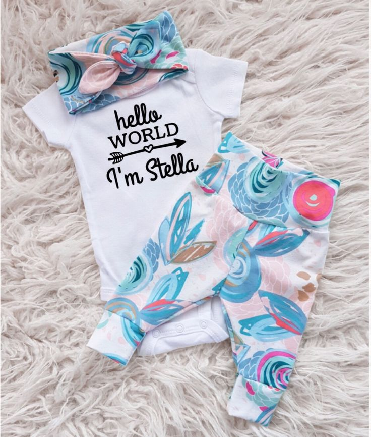 2933 best baby clothes eat sleep drool images on pinterest going home outfit spring baby girl due in spring baby girl due in summer personalized outfit girl personalized outfit newborn girl set by eatsleepdrool on negle Choice Image