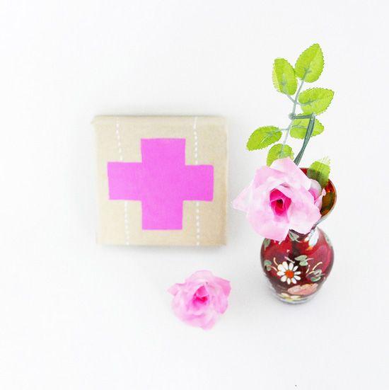 : Inspiration, Violets, Pink, Handmade