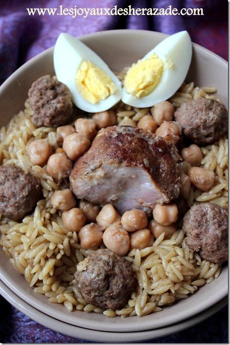 Tlitli sauce blanche recette algerienne aux langues d for Dicor de cuisine algerienne