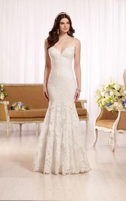 Essense Bridal Collection D2143  Essense of Australia Amanda-Lina's Sposa Boutique - Wedding Gowns, Prom, Bridesmaid and Evening Dresses