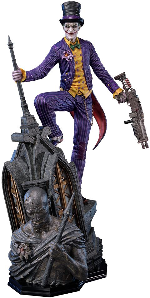 The Joker Statue primestudio 1 sideshow collectibles