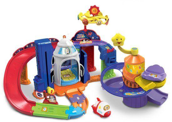 speelgoed vh jaar 2016 / VTech Toet Toet Auto's Ruimtestation - vanaf 1.5 jaar