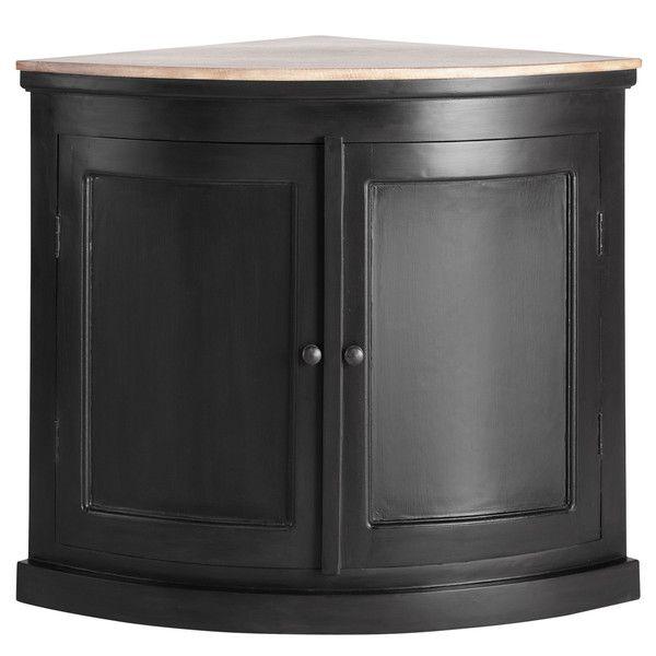Grey Corner Cabinet - ... - Chenonceau
