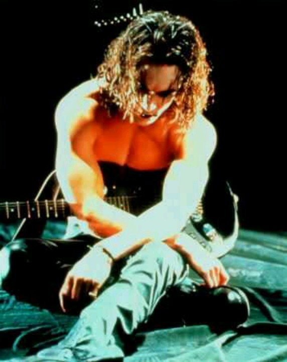 The Crow Brandon Lee, such an amazing film!!!