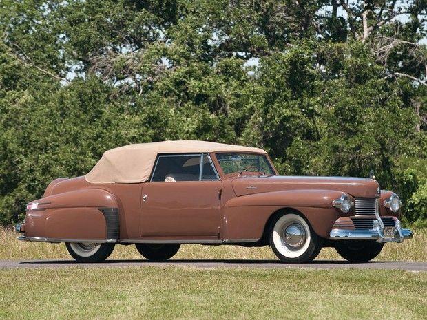 1942 Continental Cabriolet