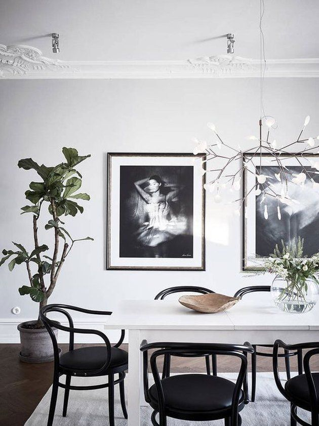 10 scandinavian inspired dining rooms that are oooh dining room rh pinterest com