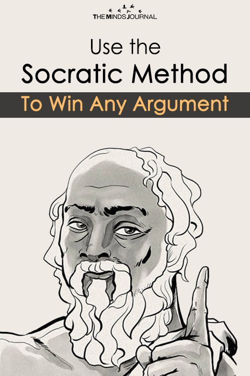 socratic method of argument