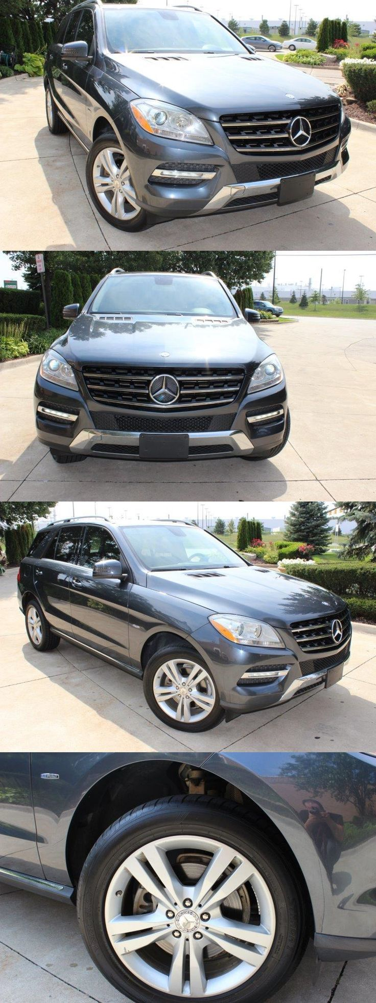 SUVs: 2012 Mercedes-Benz M-Class Awd-Edition(4Matic) Ml-Class Suv 2012 Mercedes-Benz M-Class Awd-Edition(4Matic) Ml-Class Suv -> BUY IT NOW ONLY: $22999 on eBay!