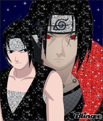 Sasuke , itachi uchiha