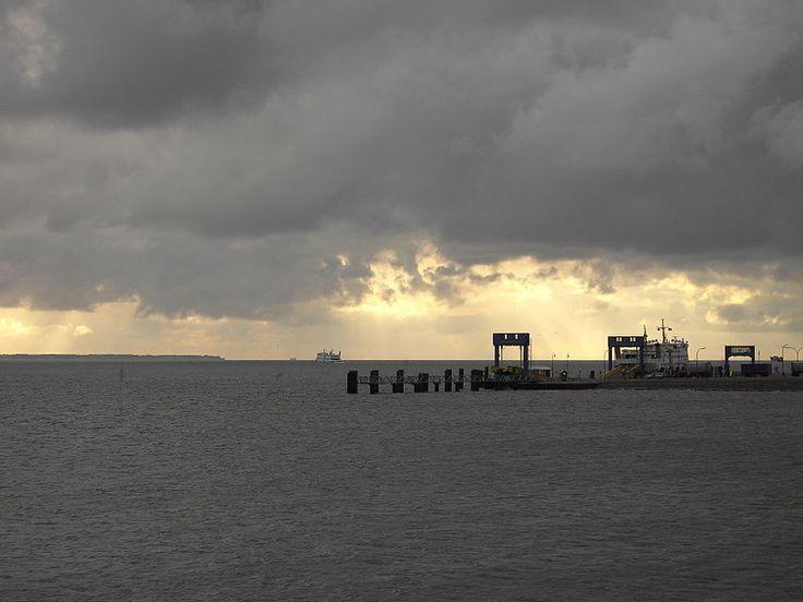 Wittdün Hafen