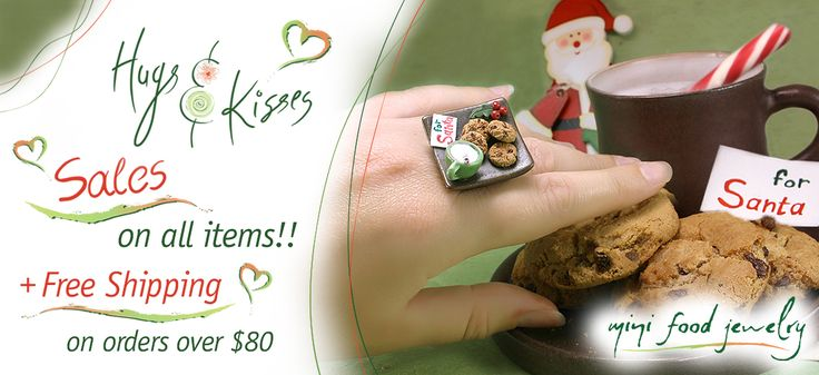 🍬 www.hugskissesmini.etsy.com 🍬 ALL Miniatures on discount + FREE SHIPPING on orders over $80 USD!! (until November 29th) 💞   Less than a month Christmas! 😍🎄 Get your shopping done and save on presents with 💰 Cyber Monday SALES!! 🎁