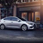 2018 Hyundai Accent Side View
