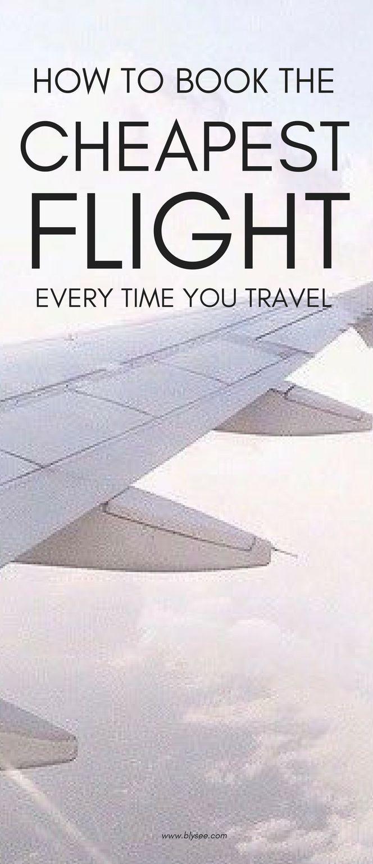 6 Hacks to Saving Hundreds on Your Next Flight #travelhacks #findcheapflights #budget #travel