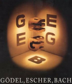 "Gödel, Escher, Bach: An Eternal Golden Braid (pronounced [ˈɡøːdəl ˈɛʃɐ ˈbax]), also known as GEB, is a 1979 book by Douglas Hofstadter, described by his publishing company as ""a metaphorical fugue on minds and machines in the spirit of Lewis Carroll (Alice in Wonderland"""