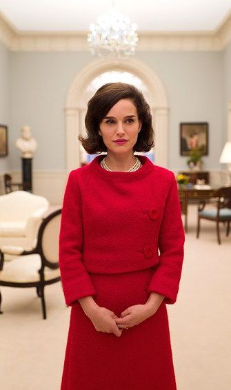 Natalie Portman is the latest in a long line of famous brunettes to try on Jackie Kennedy's pillbox hat.