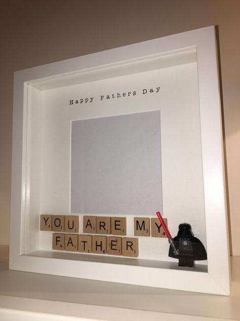 Cadre Photo de père anniversaire cadeau par BespokeFramesUK Tuto - Bricolage A La Maison