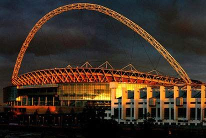 FAMILY Tour of Wembley Stadium wembley is the second largest stadium in europe with a capacity of 90,000. as you approach down wembley way your eye is immediately drawn to the huge arch that overshadows the entire stadium. englands http://www.MightGet.com/january-2017-12/family-tour-of-wembley-stadium.asp