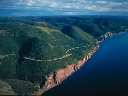 Cabot Trail – Nova Scotia, Canada