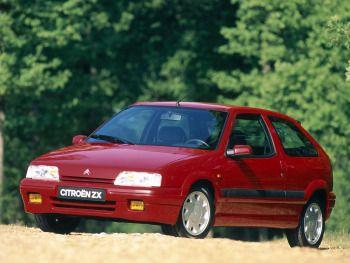 Citroën ZX 3-door '03.1991–94