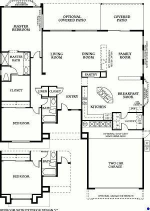 Trova1870 Sun Lakes AZ Floor Plans House