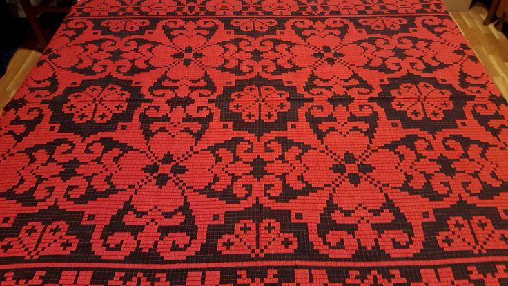 Coperta di lana tessuta a mano di TRADIZIONALE su Etsy