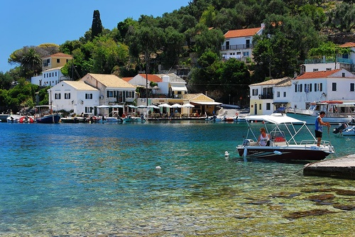 Loggos.... holiday of the future #loggos #paxos #greece