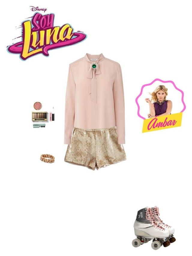 """""""Ámbar Smith"""" by andrea-rivera98 ❤ liked on Polyvore featuring Lucky Brand, L.K.Bennett, STELLA McCARTNEY, MAC Cosmetics, Max Factor, Milani and Too Faced Cosmetics"""