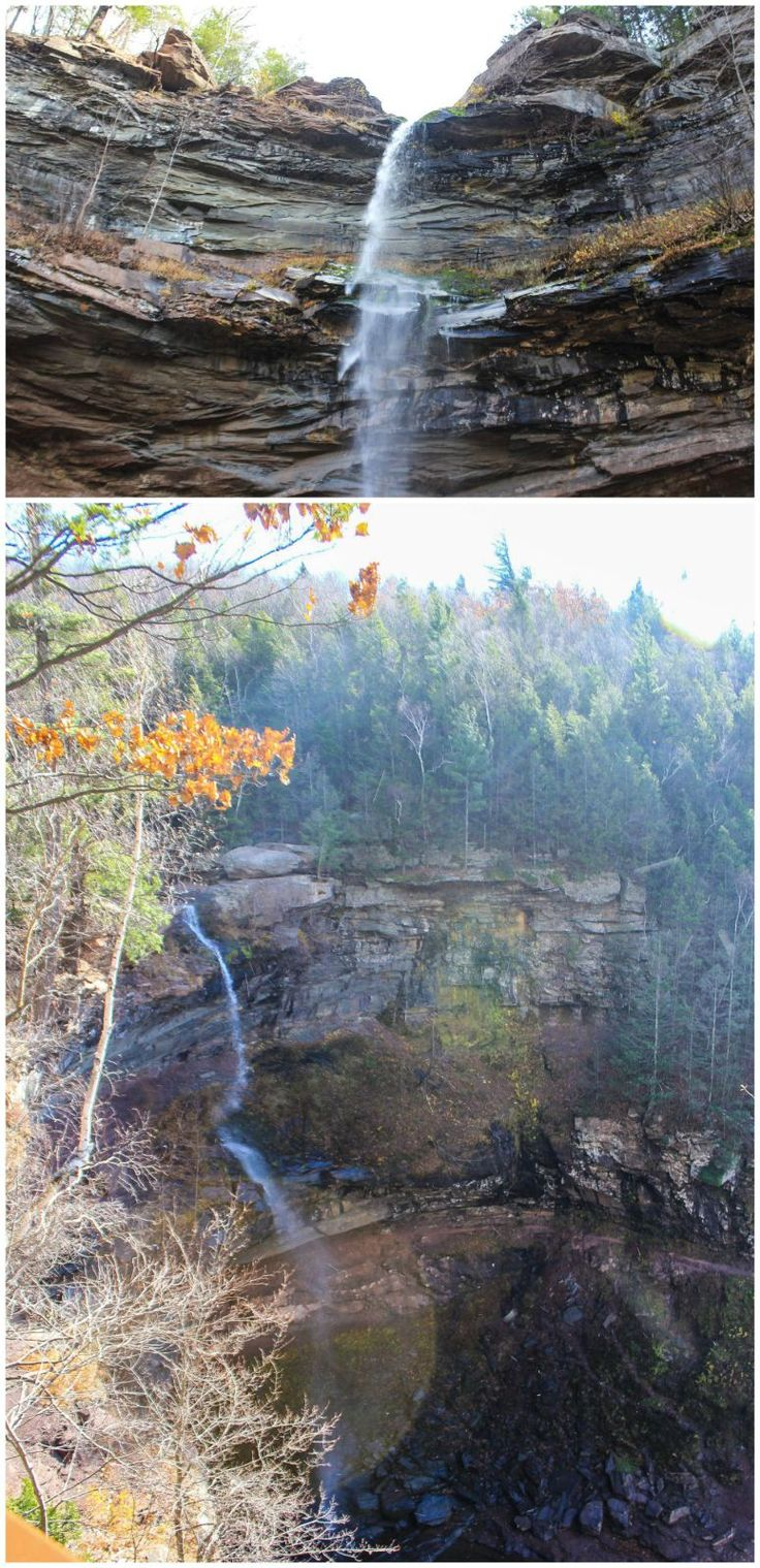 Kaaterskill Falls and Vroman's Nose (With images