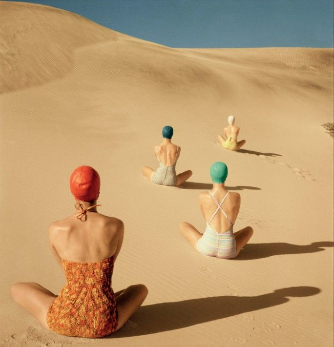 Vogue, June 1949Photographer: Clifford Coffin