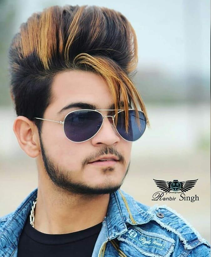 Top Model Boy Hairstyles Cool Hairstyles Boys Haircut Styles