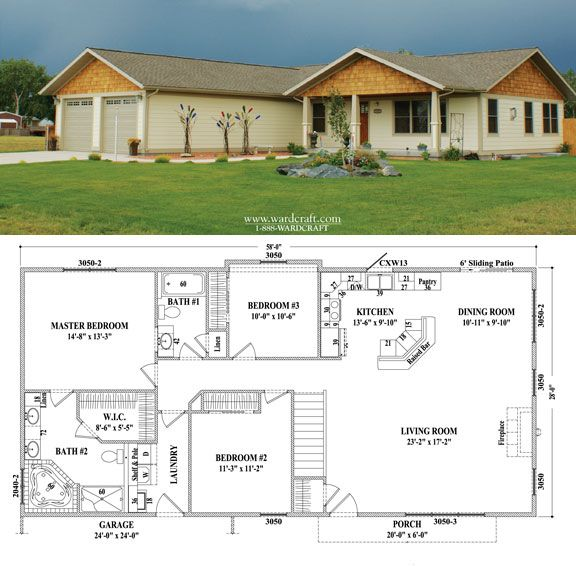 80 best images about floor plans on pinterest for House plans with high pitched roofs