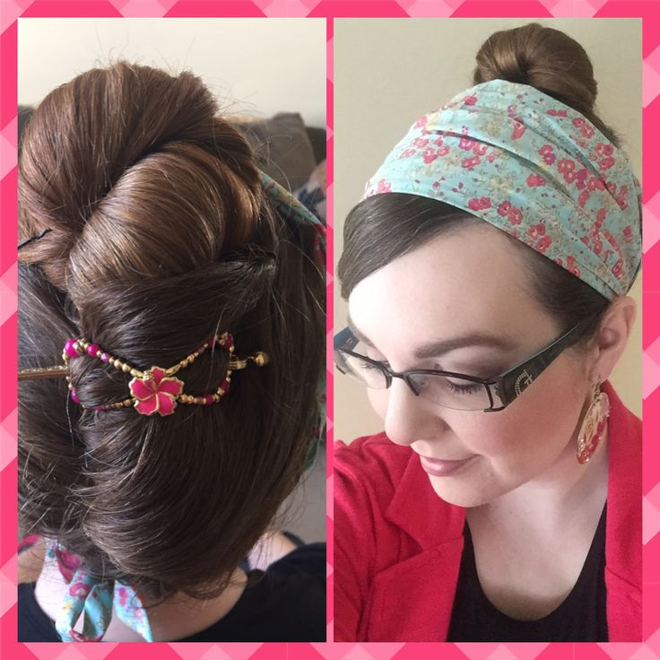 Flexi Clip from Lilla Rose Headcovering from Garlands of Grace