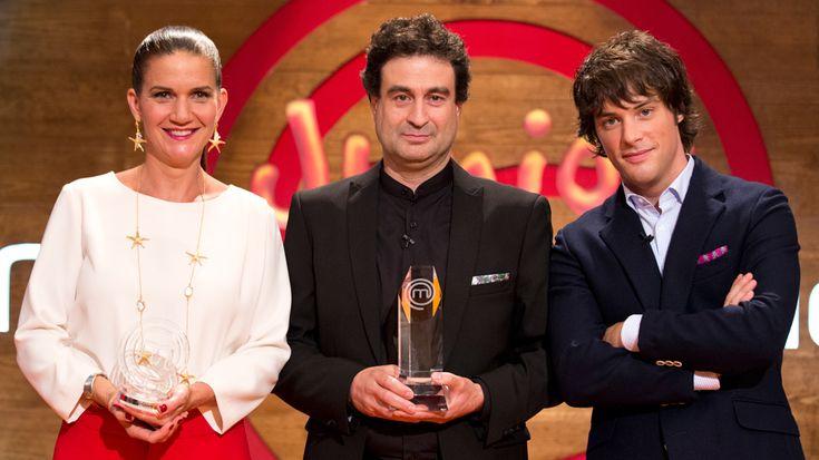 Quién será el nuevo #Masterchef España?
