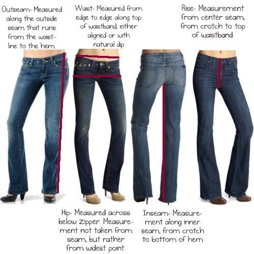 Best 25  Jeans size converter ideas on Pinterest | Granny square ...