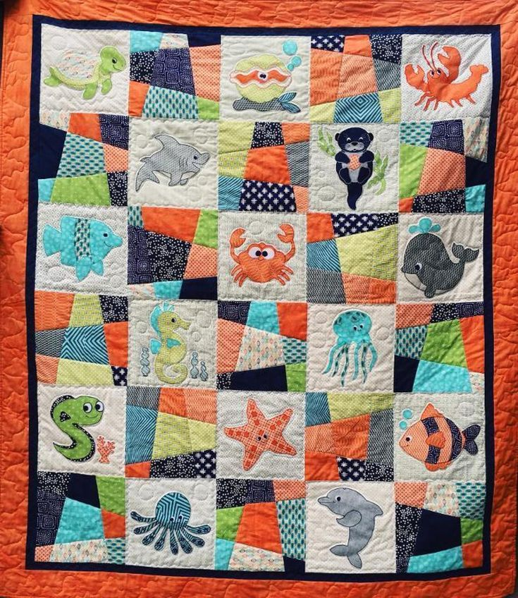 698 Best Fish Quilts Sealife Images On Pinterest Fish