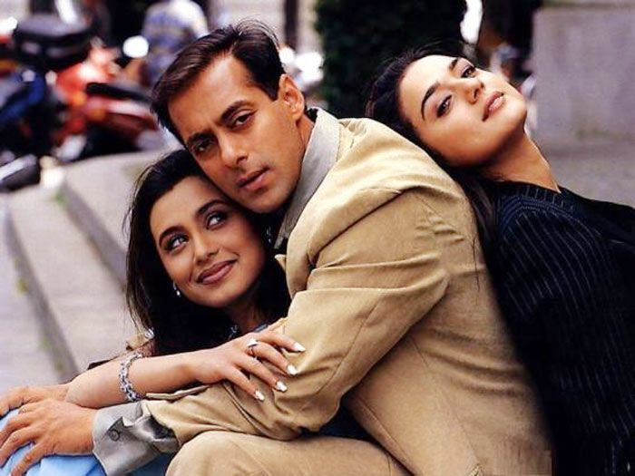 In 2001, Rani starred in Abbas Mustan's romantic drama Chori Chori Chupke Chupke, co-starring Salman Khan and Preity Zinta. The actress next played the lead in Kunal Kohli's romance Mujhse Dosti Karoge (2002), with Hrithik Roshan and Kareena Kapoor. It was the first of her many collaborations with Yash Raj Films.