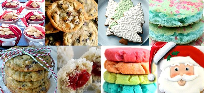 This is a wonderful list of Holiday cookies. There are quite a
